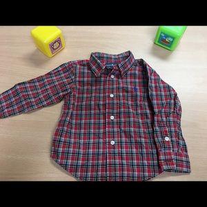 💟 Ralph Lauren plaid shirt